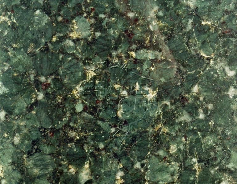 Detallo t cnico butterfly green granito natural pulido for Granito brasileno
