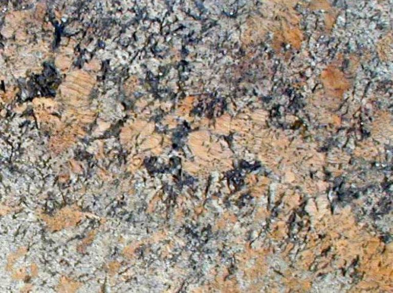 Detallo t cnico coral reef granito natural pulido brasile o for Granito brasileno