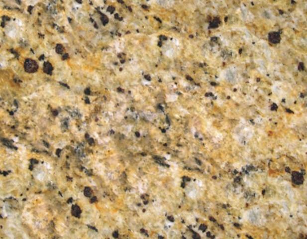 Detallo t cnico cristal gold granito natural pulido for Granito brasileno