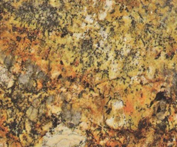 Detallo t cnico golden orinoco granito natural cepillado brasile o for Granito brasileno