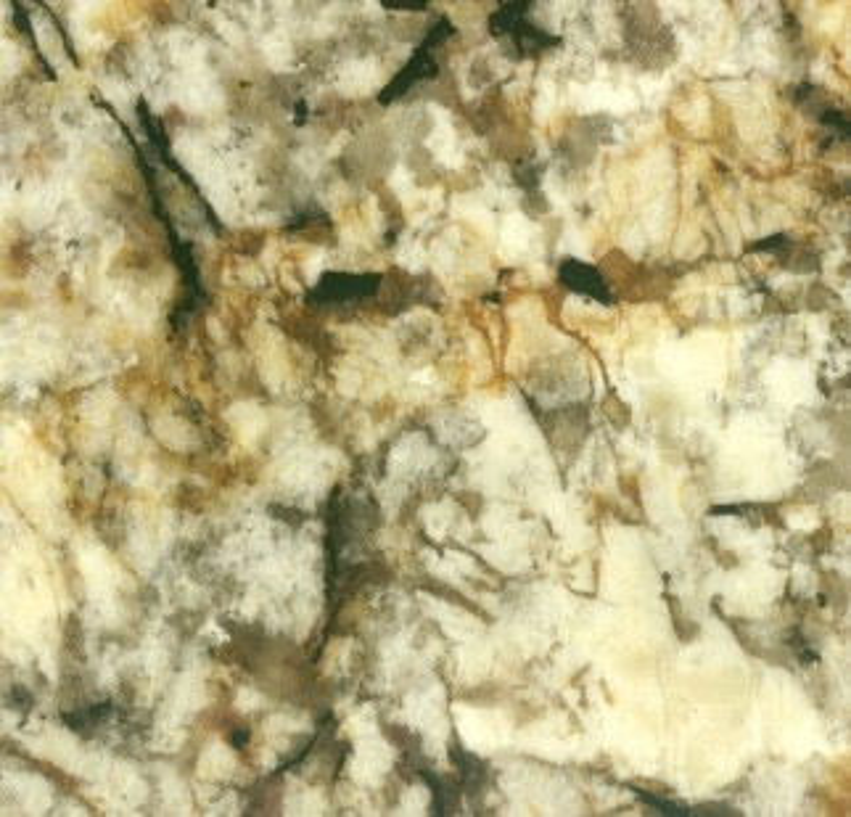 Detallo t cnico golden silver granito natural pulido for Granito brasileno