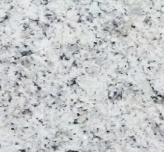 Detallo t cnico white ornamental granito natural pulido for Granito natural blanco