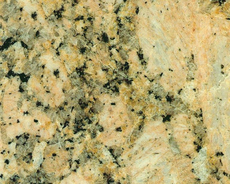 Detallo t cnico yellow fiorito granito natural pulido for Granito brasileno