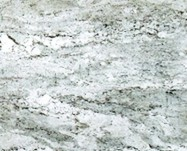 Detallo técnico: Aries White, granito natural pulido brasileño