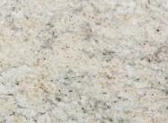 Detallo técnico: BIANCO ROMANO, granito natural pulido brasileño