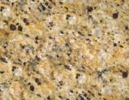 Detallo técnico: CRISTAL GOLD, granito natural pulido brasileño