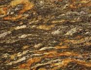 Detallo técnico: DIAMOND GOLD, granito natural pulido brasileño