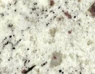 Detallo técnico: GALAXY WHITE, granito natural pulido brasileño