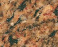 Detallo técnico: GIALLO CALIFORNIA, granito natural pulido brasileño