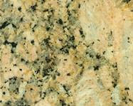 Detallo técnico: YELLOW FIORITO, granito natural pulido brasileño