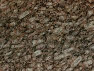 Detallo técnico: ZETA BROWN, granito natural pulido brasileño