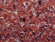 Detallo técnico: ASIA RED, granito natural pulido chino