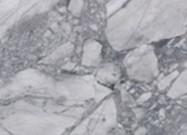 Detallo técnico: WHITE VERMOUNT, mármol natural mate brasileño