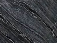 Detallo técnico: Zebra Black, mármol natural pulido chino