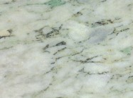 Detallo técnico: GREEN FANTASY, mármol natural pulido griego