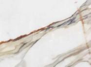 Detallo técnico: CALACATTA BORGHINI, mármol natural pulido italiano