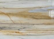 Detallo técnico: CALACATTA MACCHIAVECCHIA, mármol natural pulido italiano