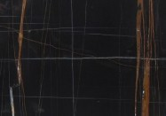 Detallo técnico: NERO DORATO, mármol natural pulido tunecino
