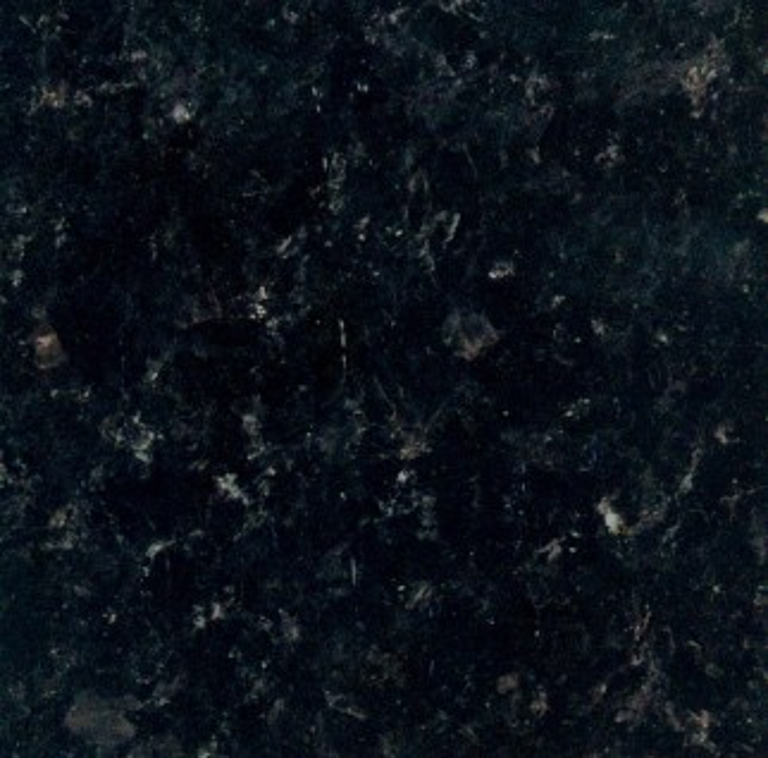Angola black angola granito negro muy oscuro piedra a for Piedra granito negro