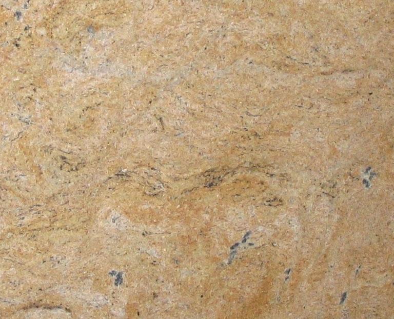 Honey gold india granito beige oscuro piedra ondulada marr n for Granito color beige