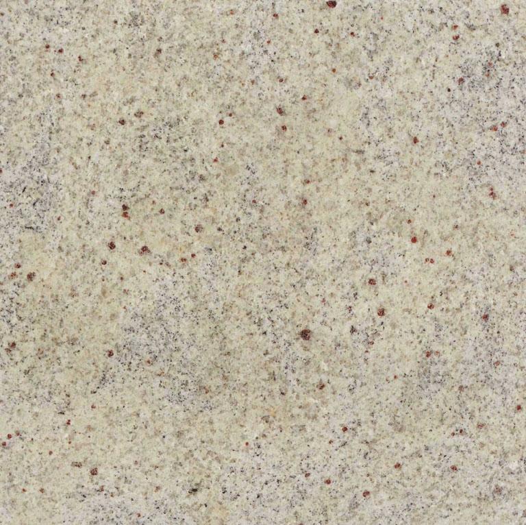 Kashmir white india granito crema claro piedra nublada gris for Granito colores claros