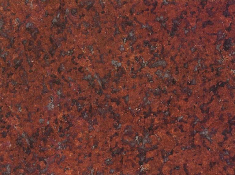 New imperial red india granito rojo oscuro piedra a for Granito color rojo