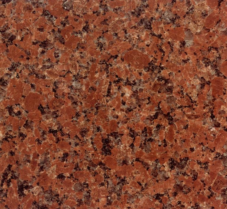 Red brazil brasil granito rojo oscuro piedra a grano for Granito color rojo