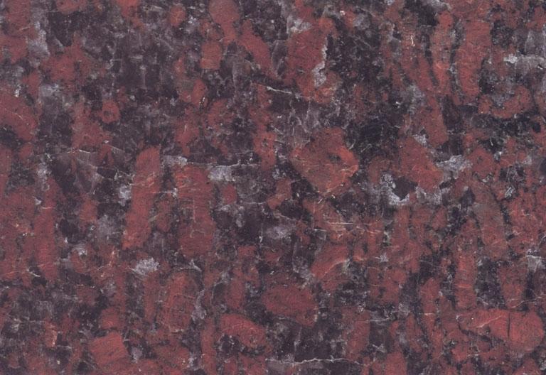 Sierra chica argentina granito rojo muy oscuro piedra a for Granito color rojo