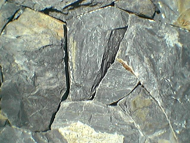 Caliza gris partida for Piedra caliza gris