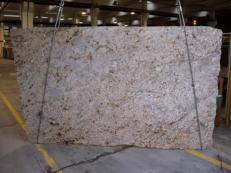 Suministro planchas pulidas 3 cm en granito natural AFRICAN BEIGE CV-18734. Detalle imagen fotografías