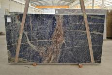 Suministro planchas pulidas 3 cm en granito natural AFRICAN LAPIS LAZULI #BQ02285. Detalle imagen fotografías