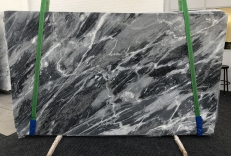 Suministro planchas pulidas 0.8 cm en mármol natural BARDIGLIO NUVOLATO SCURO 1172. Detalle imagen fotografías