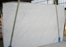 Suministro planchas mates 2 cm en mármol natural BIANCO CARRARA C 2274. Detalle imagen fotografías