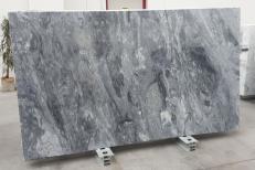 Suministro planchas pulidas 3 cm en mármol natural BLUE PORTOFINO #550. Detalle imagen fotografías