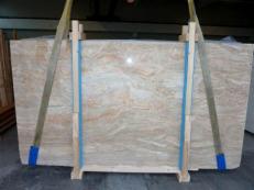 Suministro planchas pulidas 2 cm en brecha natural BRECCIA ONICIATA SC_982. Detalle imagen fotografías