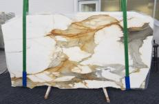 Suministro planchas pulidas 2 cm en mármol natural CALACATTA MACCHIAVECCHIA GL 1130. Detalle imagen fotografías
