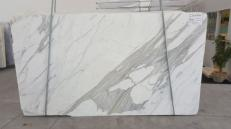 Suministro planchas pulidas 3 cm en mármol natural CALACATTA ORO EXTRA GL 791. Detalle imagen fotografías