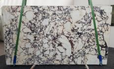 Suministro planchas pulidas 2 cm en mármol natural CALACATTA VIOLA #1106. Detalle imagen fotografías