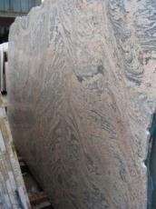 Suministro planchas pulidas 2 cm en granito natural COLOMBO JUPARANA EDM25121. Detalle imagen fotografías