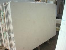 Suministro planchas pulidas 2 cm en mármol natural CREMA LUNA SRC0506. Detalle imagen fotografías