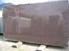 Suministro planchas pulidas 2 cm en granito natural DAKOTA MAHOGANY EDM25114. Detalle imagen fotografías