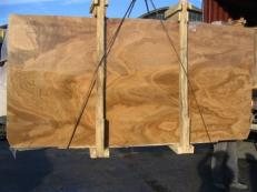 Suministro planchas pulidas 2 cm en ónix natural FOSSIL ONYX DARK E_1988. Detalle imagen fotografías