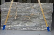 Suministro planchas pulidas 2 cm en mármol natural Grigio Siena U0110. Detalle imagen fotografías
