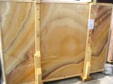 Suministro planchas pulidas 2 cm en ónix natural ONICE ARCOIRIS EDM25109. Detalle imagen fotografías