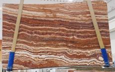 Suministro planchas pulidas 2 cm en ónix natural ONICE PASSION U0283. Detalle imagen fotografías