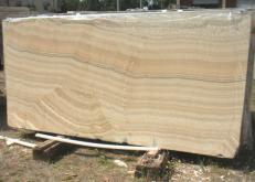 Suministro planchas pulidas 2 cm en ónix natural ONYX ARCOBALENO E_H463. Detalle imagen fotografías