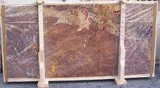 Suministro planchas pulidas 2 cm en mármol natural SARRANCOLIN E_14449. Detalle imagen fotografías