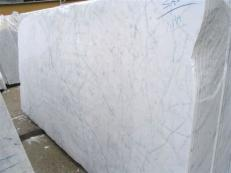 Suministro planchas pulidas 2 cm en mármol natural STATUARIETTO EDM25102. Detalle imagen fotografías