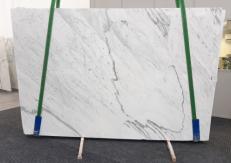Suministro planchas pulidas 2 cm en mármol natural STATUARIETTO GL 992. Detalle imagen fotografías