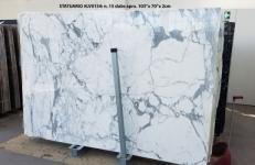 Suministro planchas pulidas 2 cm en mármol natural STATUARIO LV0134. Detalle imagen fotografías